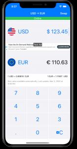MixCoin iOS Currency Converter.