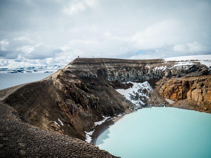 Askja Caldera, Iceland
