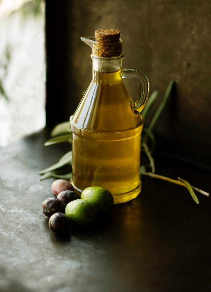 Creatan olive oil