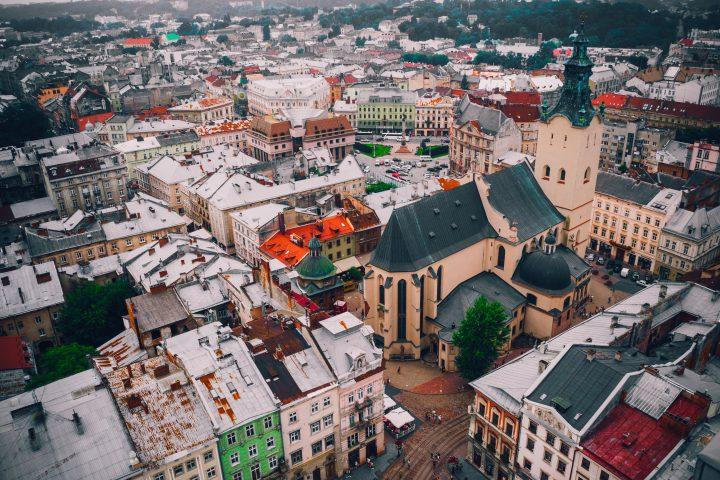 Lviv, Ukraine, Eastern Europe