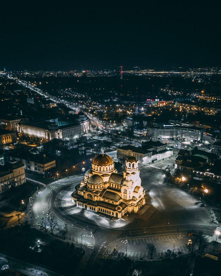 Sofia, Bulgaria, Eastern Europe